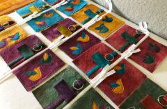 Studio Snapshots | 10 New Birdie Wallets