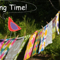 Summer Time is Dyeing Time! Save 30% on My Online Dyeing Classes!