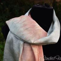 Studio Snapshots | 2 Custom Silk Scarves