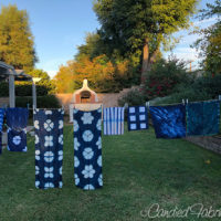 Studio Snapshot | Dyeing in the Backyard