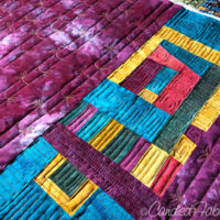 Studio Snapshots | Quilting Some Pillows
