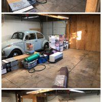 Cypress Craftsman | Cleaning the Garage
