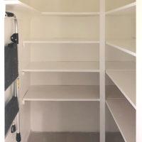 Cypress Craftsman | Who Paints Shelf Liner?
